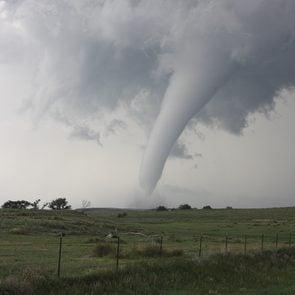 Natural disasters in Canada - tornado