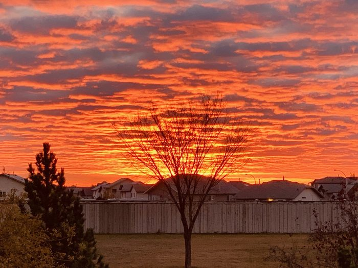 Grand Prairie sunset pictures