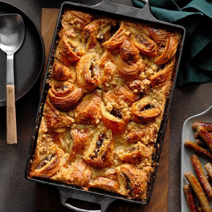 sweet apple recipes - Apple Butter Bread Pudding Exps Cimzw20 97140 B09 01 9b 4
