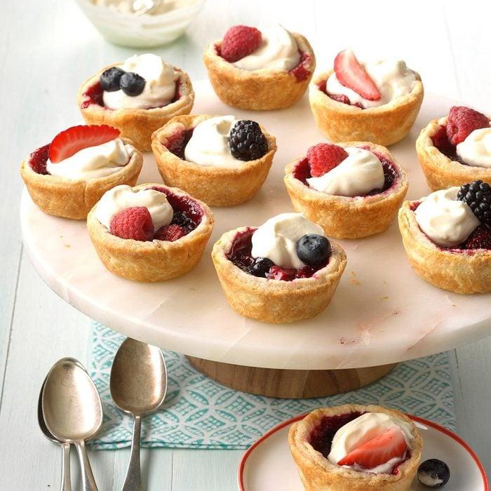Berry Tartlets