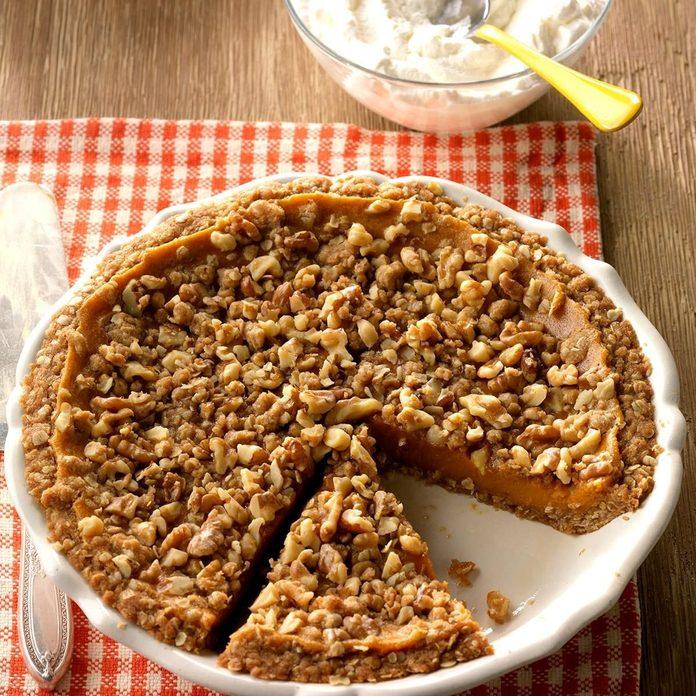 fall pies - Bourbon Sweet Potato Pie Exps Hca18 136863 D09 29 3b 2