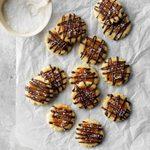 Caramel Whiskey Cookies