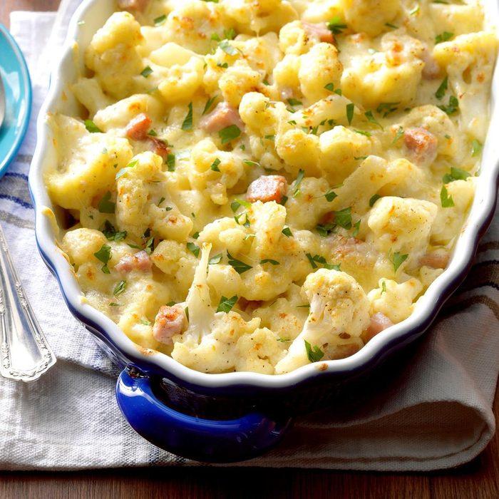 best fall recipes - Cauliflower au Gratin