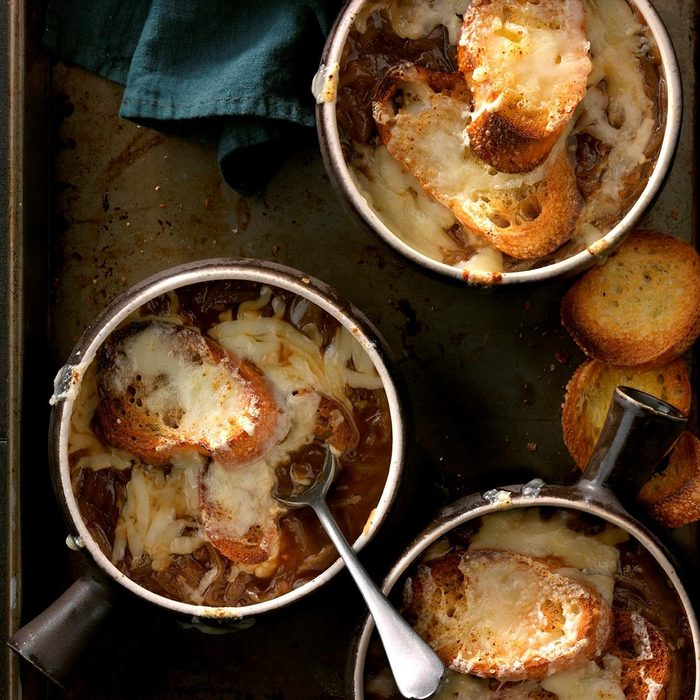 best fall recipes - Classic French Onion Soup