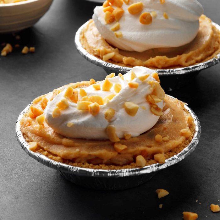 Crunchy Peanut Butter Tarts recipe