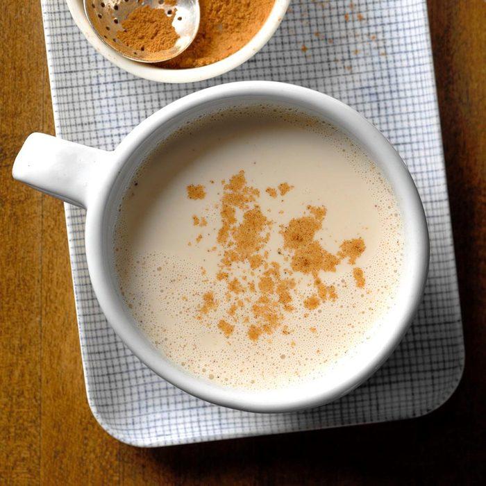 Spiced Pumpkin Warm-Up recipe
