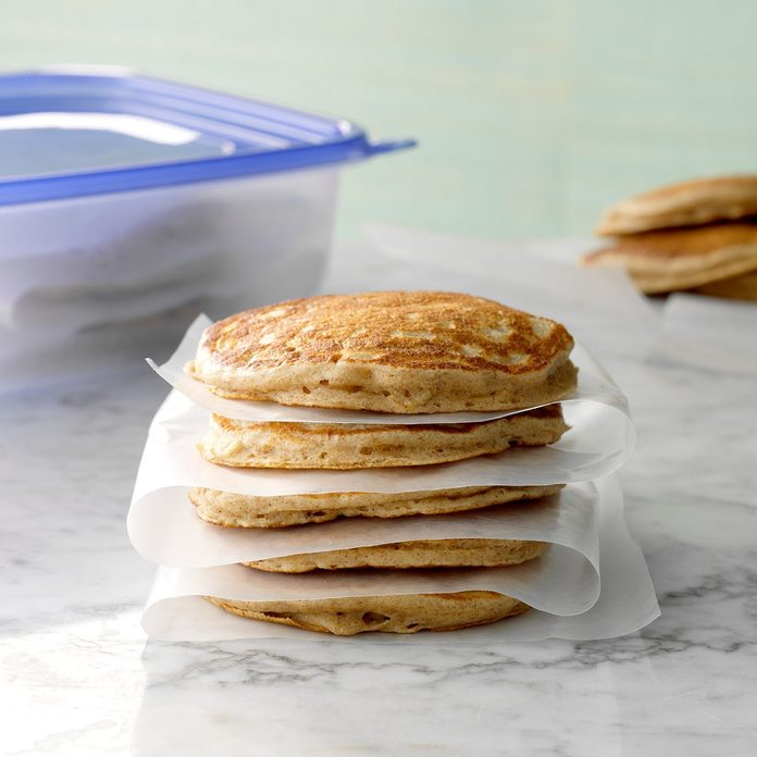 Fluffy Banana Pancakes, meal planning