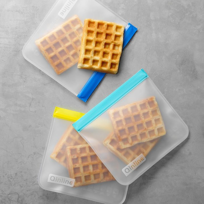 make-ahead breakfast recipes - Easy Morning Waffles