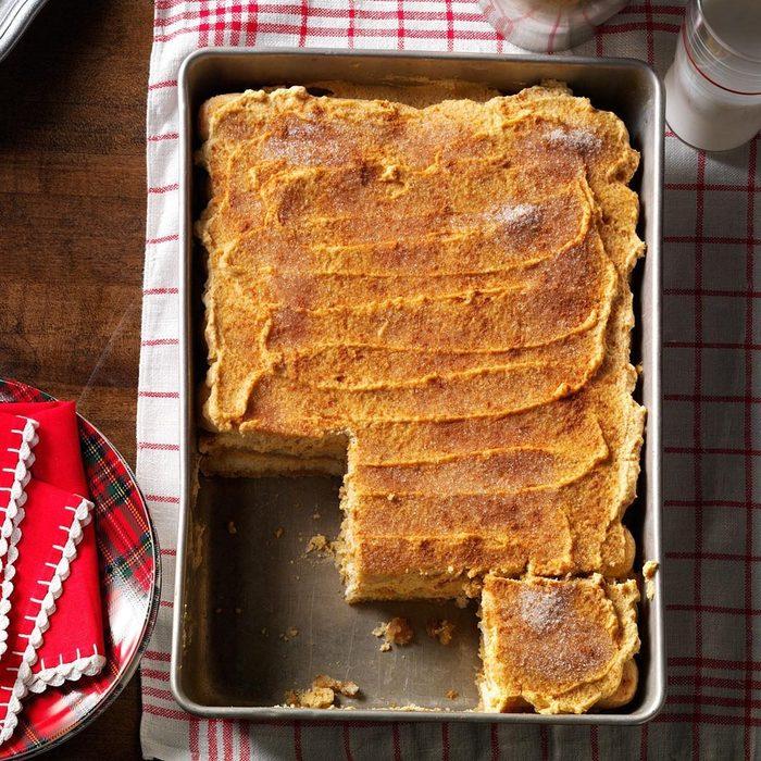 Spiced Pumpkin Tiramisu recipe