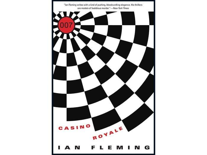 James Bond Books - Casino Royale