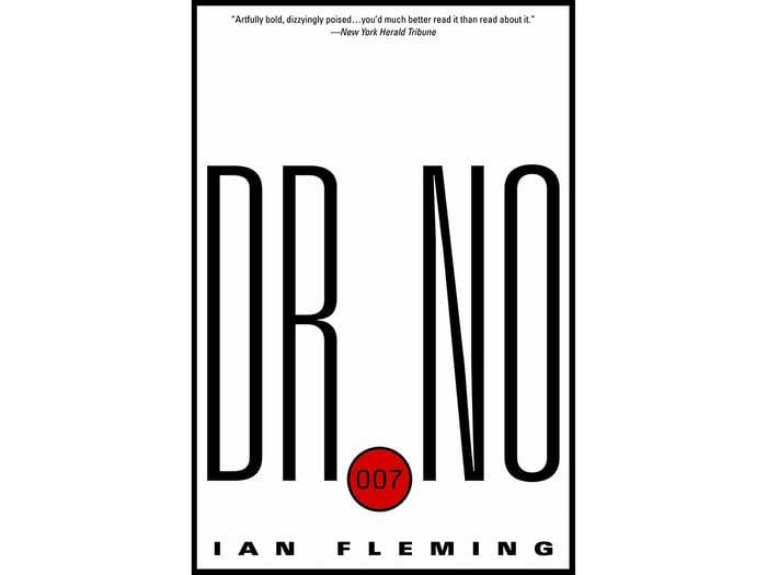 James Bond Books - Dr No