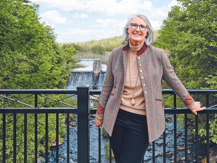 Louise Penny - Canadian author