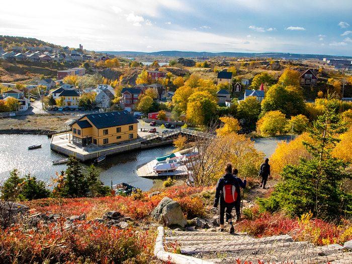 Newfoundland Sayings - Quidi Vidi Village