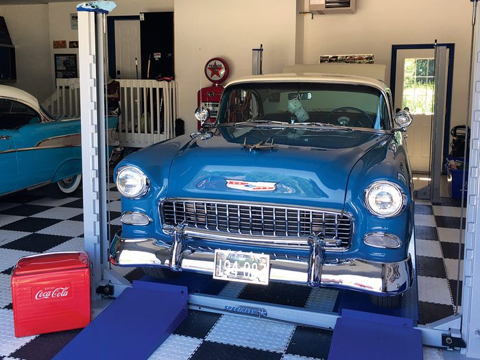 1955 chevy - Our Canada 4
