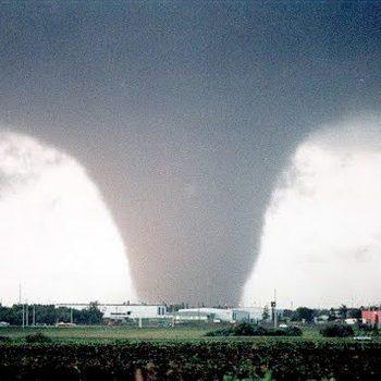 Worst tornado in Canada - Black Friday Tornado in Edmonton 1987