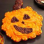 Giant Cupcake Pumpkin