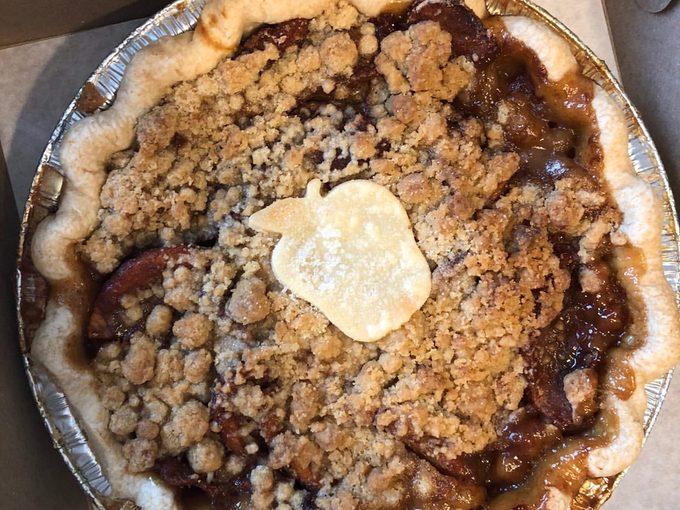 Apple Pie Trail Blackbird