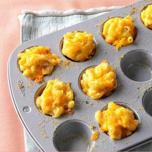 Mini Mac & Cheese Bites
