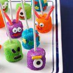 10+ Homemade Halloween Candy Recipes
